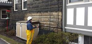 masonry staining
